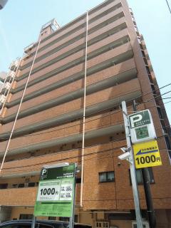 横浜市鶴見区の賃貸マンション ライオンズマンション生麦第5 602号室 外観です