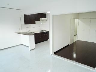 横浜市鶴見区の賃貸マンション ライオンズマンション生麦第5 602号室 リビングです