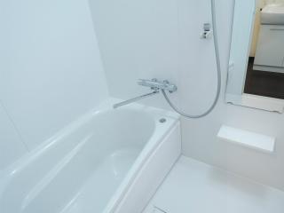 横浜市鶴見区の賃貸マンション ライオンズマンション生麦第5 602号室 浴室