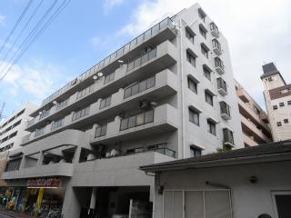 横浜市港北区の賃貸マンション  NICアーバンハイム綱島 202号室 外観です