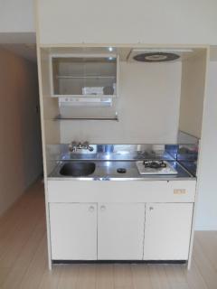 横浜市港北区の賃貸マンション NICハイム綱島第8 402号室 キッチン