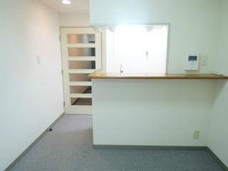 横浜市鶴見区の賃貸マンション ナイスアーバンスピリッツ生麦 302号室 カウンターキッチン