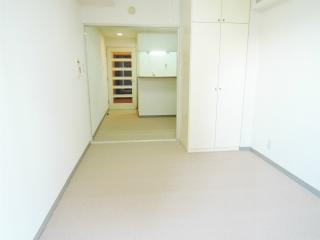 横浜市鶴見区の賃貸マンション  NICEアーバンスピリッツ生麦 802号室 洋室です