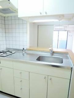 横浜市鶴見区の賃貸マンション  NICEアーバンスピリッツ生麦 802号室 キッチン