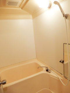 東京都大田区の賃貸マンション NICハイム多摩川 浴室