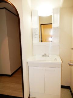 東京都大田区の賃貸マンション NICハイム多摩川 洗面室