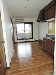 横浜市鶴見区の賃貸マンション ベルカーサ生麦 503号室 ダイニング