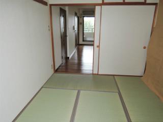 横浜市鶴見区の賃貸マンション ベルカーサ生麦 503号室 和室