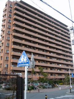 神奈川県藤沢市の分譲賃貸マンション NICE STAGE 湘南鵠沼 604号室 外観です