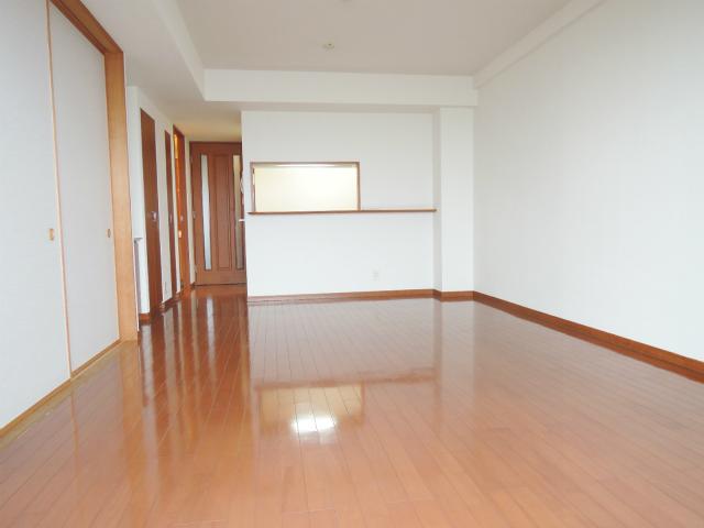 横浜市鶴見区の賃貸マンション ナイスビューリヨン横濱鶴見705号室 キッチン