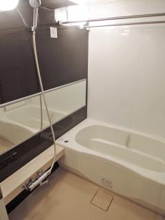 神奈川県川崎市幸区の賃貸マンション クレッセント川崎タワー 2706号室 浴室