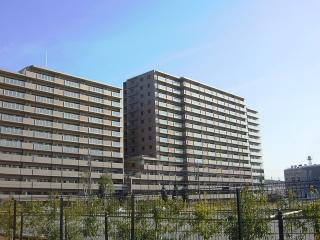 川崎市中原区の賃貸マンション ガーデンティアラ武蔵小杉 外観