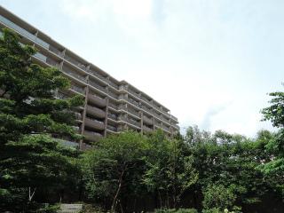 横浜市都筑区の賃貸マンション パークシティLaLa横浜 外観