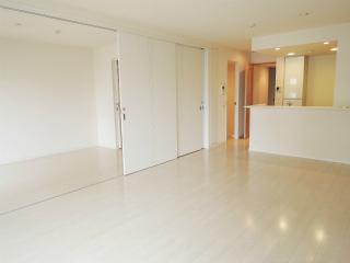 横浜市都筑区の賃貸マンション パークシティLaLa横浜 462号室 LDK2