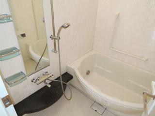 横浜市都筑区の賃貸マンション パークシティLaLa横浜 462号室 浴室