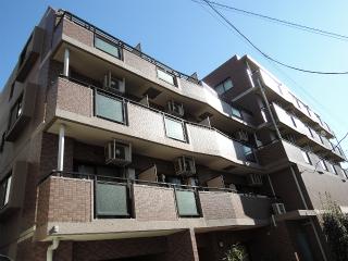 東京都大田区の賃貸マンション ハイネス多摩川 408号室 外観です