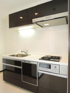 横浜市鶴見区の賃貸マンション グレイスプラザ鶴見 502号室 キッチン