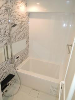 横浜市鶴見区の賃貸マンション グレイスプラザ鶴見 502号室 浴室