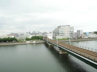 横浜市鶴見区の賃貸マンション グレイスプラザ鶴見 502号室 眺望