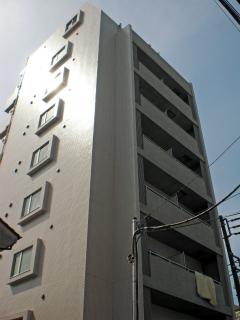 東急東横線武蔵小杉駅の賃貸マンション コルティーレ武蔵小杉 外観です