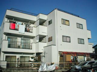 川崎市幸区の賃貸マンション 加賀見ビル 306号室 外観です