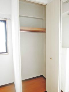 東京都大田区の賃貸マンション ハイネス多摩川 408号室 収納