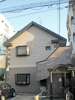 東京都大田区の賃貸マンション クレセント池上 207号室 外観です