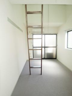 東京都大田区の賃貸マンション クレセント池上 207号室 洋室
