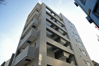 横浜市鶴見区の賃貸マンション トモビレッジ 503号室 外観です