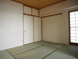 横浜市鶴見区の賃貸マンション リオベルデ鶴声 805号室 和室