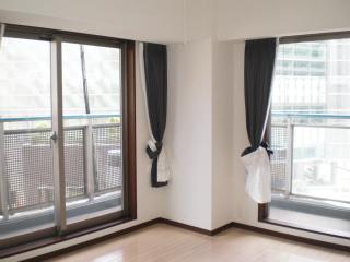川崎市幸区の賃貸マンション イクス川崎ザ・タワー 608号室間取 LDK