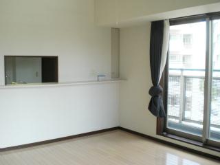 川崎市幸区の賃貸マンション イクス川崎ザ・タワー 608号室間取 LDK2