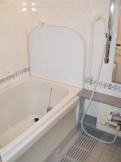 川崎市幸区の賃貸マンション イクス川崎ザ・タワー 608号室 浴室