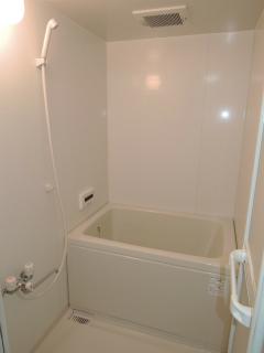 川崎市幸区の賃貸マンション 河原町団地第13号棟 618号室 浴室