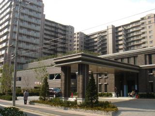 川崎市中原区の賃貸マンション ガーデンティアラ武蔵小杉 934号室 エントランス