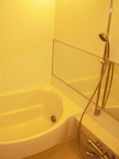 川崎市中原区の賃貸マンション ガーデンティアラ武蔵小杉 934号室 浴室