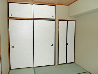 神奈川県横須賀市の賃貸マンション グラン・ベルデ 303 和室