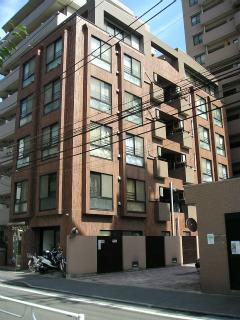 川崎市幸区の賃貸マンション ロンビックレジデンス 201号室 外観