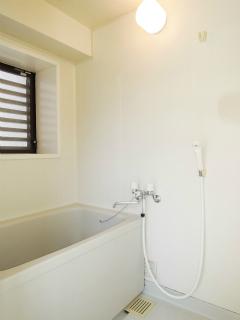 川崎市幸区の賃貸マンション ロンビックレジデンス 201号室 浴室
