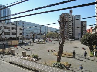 川崎市幸区の賃貸マンション ロンビックレジデンス 201号室 眺望です