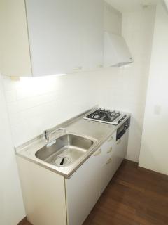 横浜市鶴見区の賃貸マンション 豊岡旭フーガ B102号室 キッチン