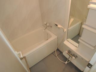 横浜市鶴見区の賃貸マンション 豊岡旭フーガ B102号室 浴室