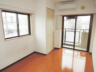 東京都大田区の賃貸マンション ハイネス多摩川 408号室 室内です