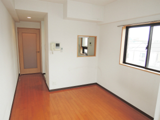 東京都大田区の賃貸マンション ハイネス多摩川 408号室 室内