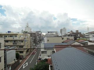東京都大田区の賃貸マンション ハイネス多摩川 408号室 眺望