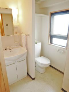 東京都大田区の賃貸マンション ハイネス多摩川 408号室 バストイレ別で洗面台独立
