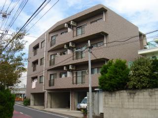 横浜市鶴見区の賃貸マンション エルセレ岸谷 外観