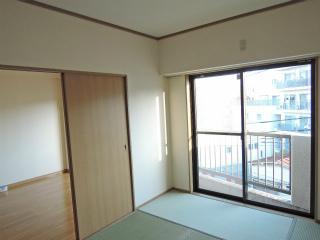 横浜市鶴見区の賃貸マンション エルセレ岸谷 402号室 和室