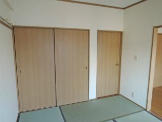 横浜市鶴見区の賃貸マンション エルセレ岸谷 402号室 和室2