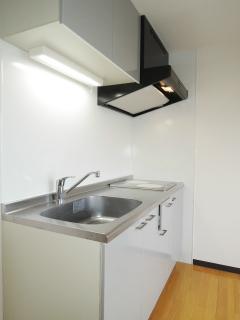 横浜市鶴見区の賃貸マンション トモビレッジ 503号室 キッチン